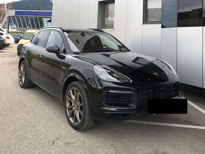 gebraucht Porsche Cayenne E-Hybrid III Aut. VOLL
