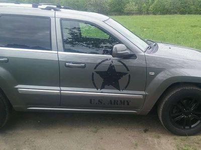 gebraucht Jeep Grand Cherokee Overland SUV / Geländewagen