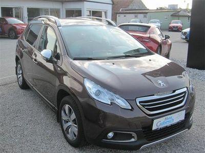 brugt Peugeot 2008 1,6 e-HDi 92 FAP Style 8-fach ALU