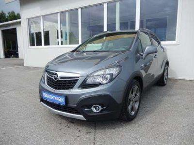 gebraucht Opel Mokka 1,4 Turbo Ecotec Cosmo Start/Stop System SUV / Geländewagen