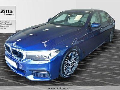 used BMW 530 5er-Reihe i xDrive Aut. Limousine,