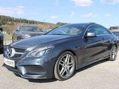 gebraucht Mercedes E220 CDI BlueEfficiency *AMG Style*