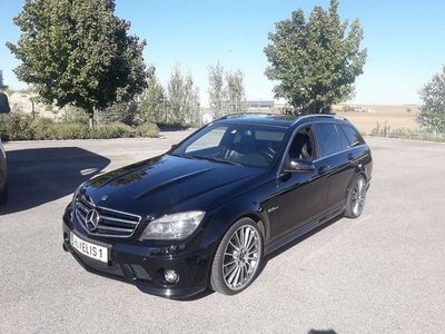 gebraucht Mercedes C63 AMG AMG C63 Kombi / Family Van