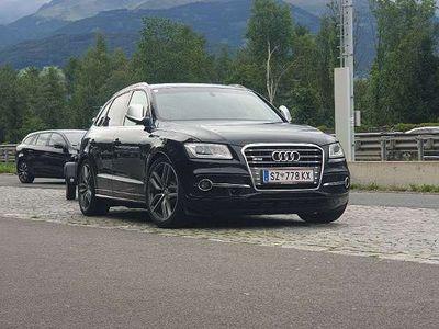 gebraucht Audi SQ5 Q5SUV / Geländewagen