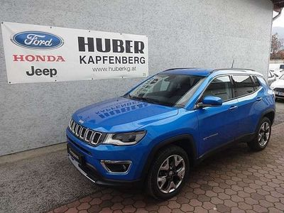 used Jeep Compass 2,0 CRD Limited