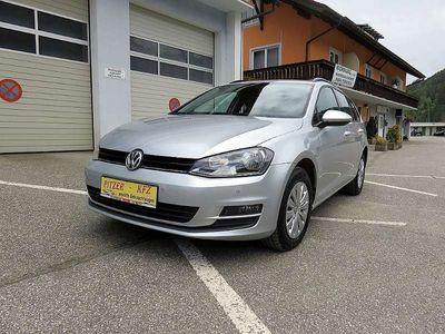 gebraucht VW Golf mit TOP Angebot und Erstbesitz Kombi / Family Van