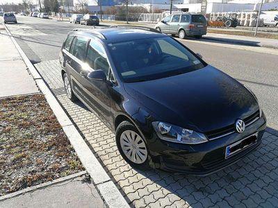gebraucht VW Golf Variant Austria 1.6 TDI Kombi / Family Van