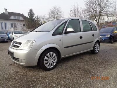 gebraucht Opel Meriva 1,7 DTI * Flexxline * Pickerl 3/2020 Kombi / Family Van