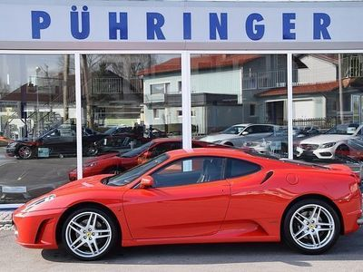 gebraucht Ferrari F430 F430 F*Schaltgetriebe*1.Hand*Ö-Auto* Sportwagen / Coupé