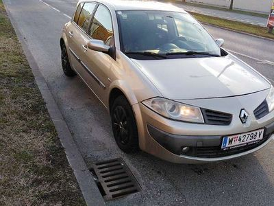 brugt Renault Mégane 1.5 dci Limousine,