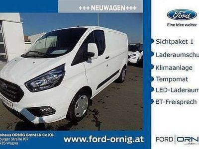 gebraucht Ford Custom TransitKasten 20 TDCi L1H1 320 Trend