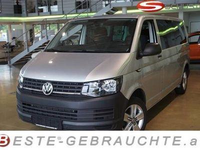 gebraucht VW Caravelle T6TDI 2.0 DSG LR Trendline 9-Sitzer Cli