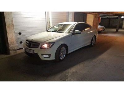 gebraucht Mercedes C180 Coupe BlueEFFICIENCY