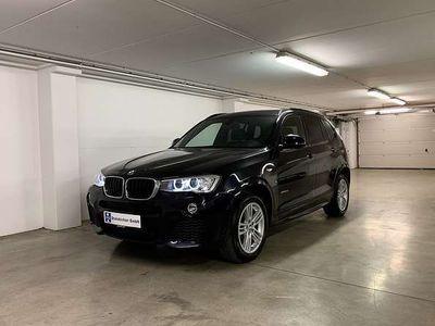 gebraucht BMW X3 xDrive 20d M Sport LCI Aut.,el.AHK, SUV / Geländewagen