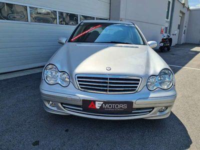 gebraucht Mercedes C200 CDI (LA) C -Klasse Lim. (BM 203)