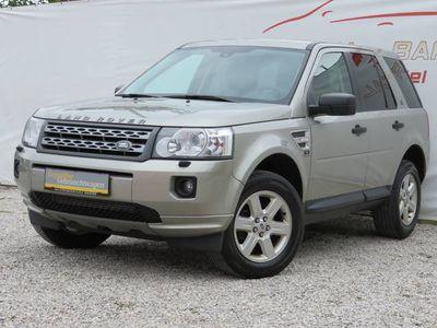 gebraucht Land Rover Freelander 2,2 TD4 S DPF ** TOP - AUSSTATTUNG ** SUV / Geländewagen,