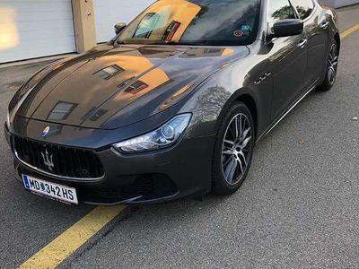 gebraucht Maserati Ghibli 3,0 Diesel Limousine