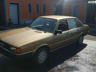 gebraucht Audi 80 1.6 L Limousine