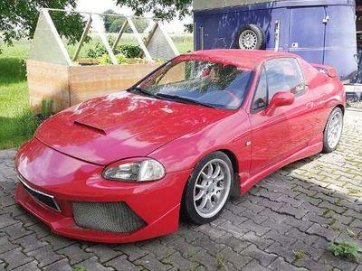 gebraucht Honda CR-X CRX /Targa Cabrio / Roadster