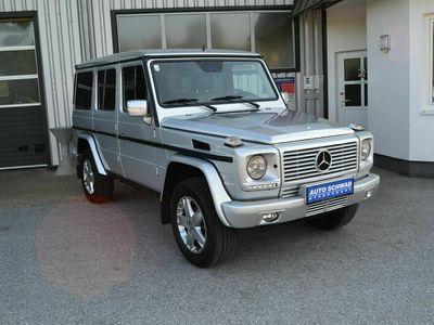gebraucht Mercedes G400 CDI (BM 463.3) *Xenon Navi Leder*