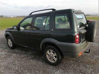 gebraucht Land Rover Freelander Freelander LandroverSUV / Geländewagen,