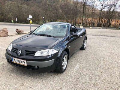 brugt Renault Mégane Cabriolet Cabrio 1,6 l / Roadster,
