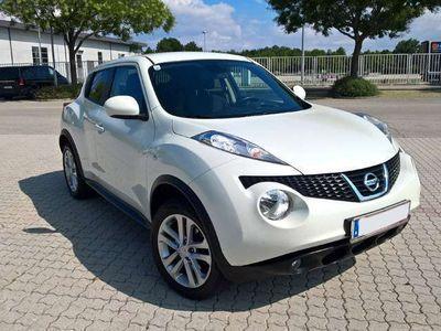 gebraucht Nissan Juke 1,6 DIG-T Tekna Aut. SUV / Geländewagen