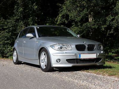 gebraucht BMW 120 Coupé 1er-Reihe d Sport ohne DPF mit Xenon, PDC, Sportsitze+fwk Sportwagen /