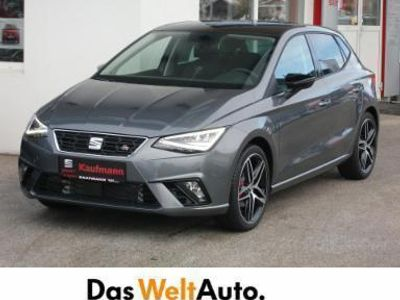 verkauft seat ibiza fr tsi act gebraucht 2018 km. Black Bedroom Furniture Sets. Home Design Ideas