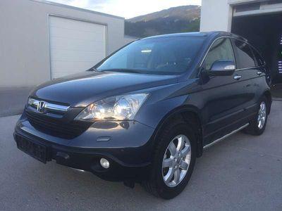 gebraucht Honda CR-V 2,2i-CTDi Executive DPF SUV / Geländewagen,
