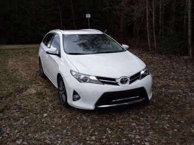 gebraucht Toyota Auris TS 2,0 D-4D Lounge
