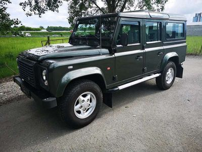 "used Land Rover Defender 110"" Station Wagon E 2,4 TD"