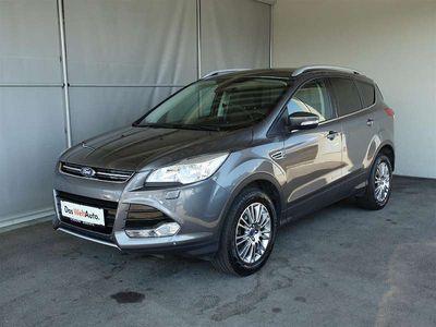gebraucht Ford Kuga 1,6 EcoBoost Titanium 4x4 SUV / Geländewagen,