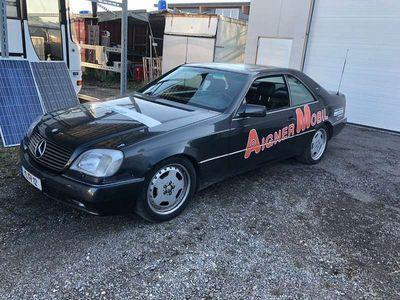 gebraucht Mercedes S600 S-KlasseCoupé Sportwagen / Coupé