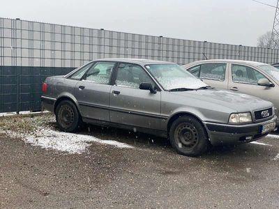 gebraucht Audi 80 1,9 Tdi Limousine