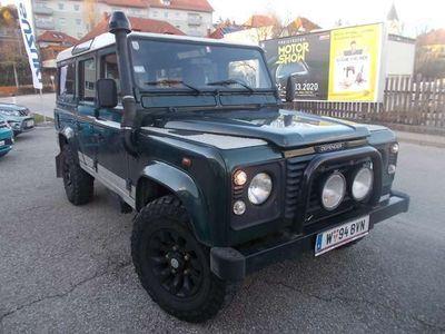gebraucht Land Rover Defender Defender110TD 5türig