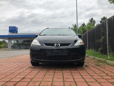 gebraucht Mazda 5 1,8 i TX Pickel 11/2019+ 4 fix preis Kombi / Family Van,