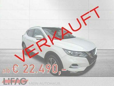 gebraucht Nissan Qashqai 13 Autom. N-Connecta *ab € 22.490-*