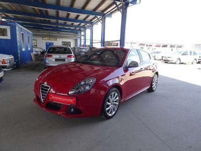 gebraucht Alfa Romeo Giulietta Distinctive 1,4 TB - Topzustand!