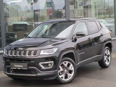 gebraucht Jeep Compass 2,0 MultiJet AWD 9AT 170 Limited Aut.