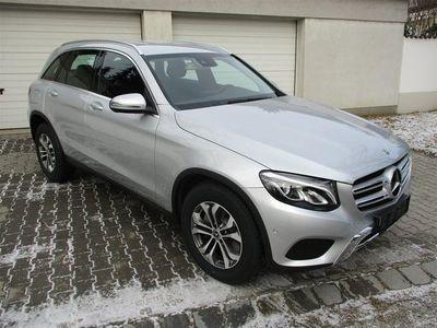 gebraucht Mercedes GLC220 d 4M Off-Roader