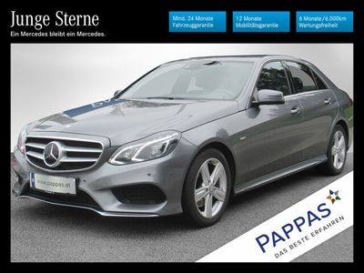 gebraucht Mercedes E220 BlueTEC 4MATIC Avantgarde A-Edition Plus Aut.
