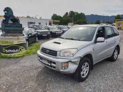 used Toyota RAV4 2,0 D-4D 4WD