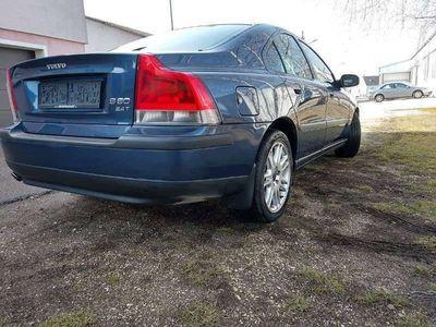 gebraucht Volvo S60 2.4 Turbo benziner Limousine