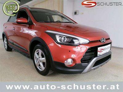 gebraucht Hyundai i20 Active 1,0 T-GDI Start/Stopp Automatik Premium