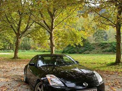 gebraucht Nissan 350Z ehem. Firmenfahrzeug aus Deutschland