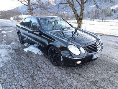 gebraucht Mercedes E200 Avantgarde CDI