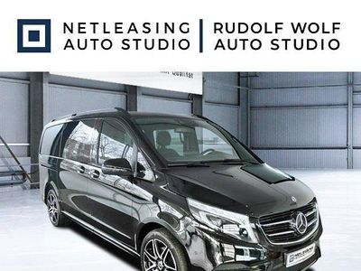 gebraucht Mercedes V250 d 4MATIC lang AMG Line/Distronic/Pano. LED/BC