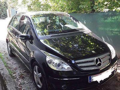 gebraucht Mercedes B200 B-KlasseTurbo Klein-/ Kompaktwagen