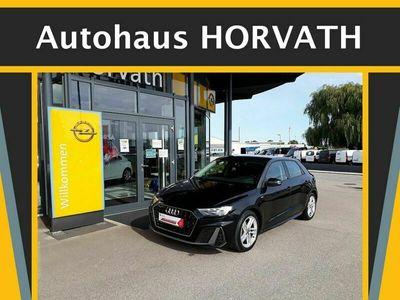 gebraucht Audi A1 Sportback A1 SB 30 TFSI S-line-35%!VOLL!S-LINE,LED,VIRTUELLES COCK.!, 116 PS, 5 Türen, Schaltgetriebe